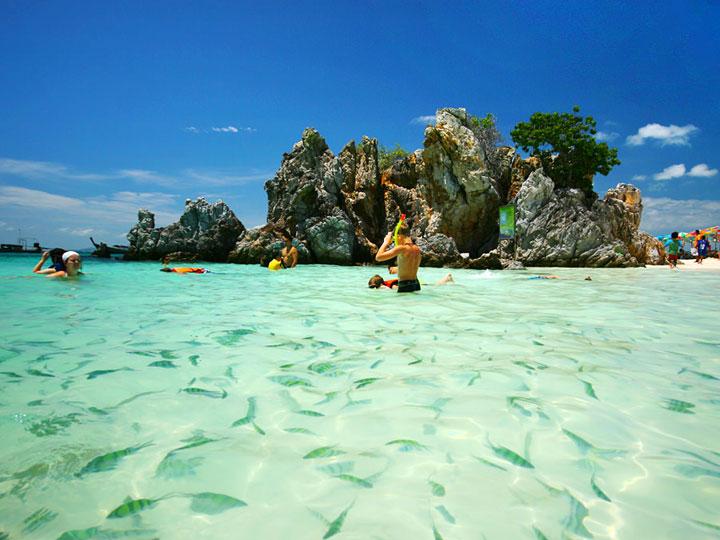 Sunsuri Phuket Остров Корал