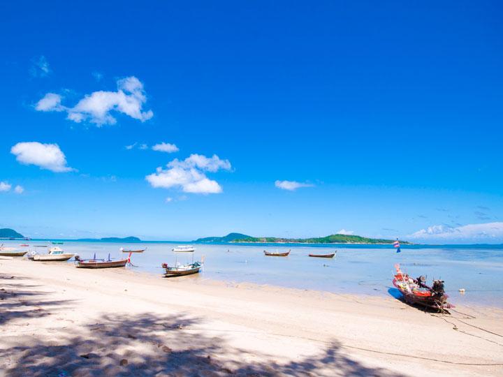 Sunsuri Phuket Пляж Раваи