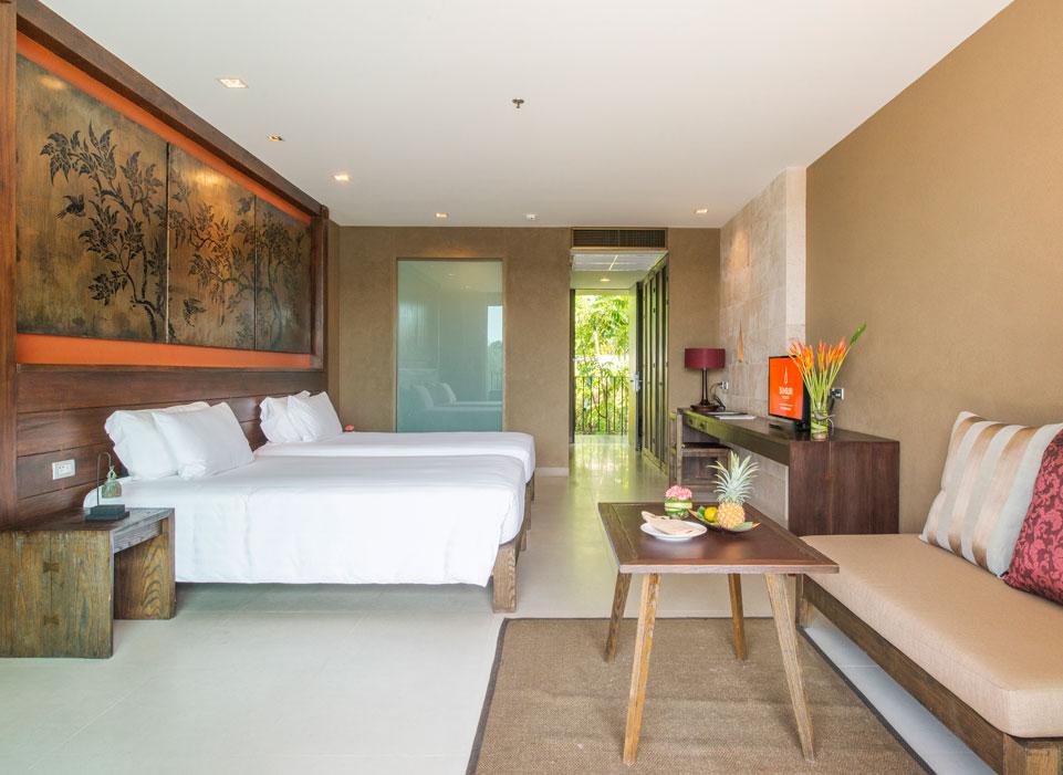 Sunsuri Phuket Улучшенный номер