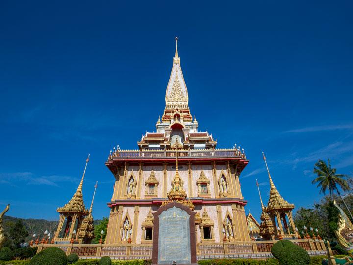 Sunsuri Phuket Храм Ват Чалонг