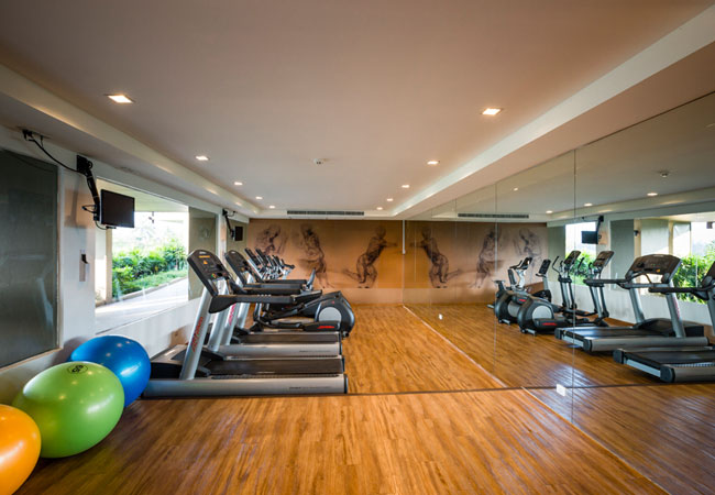 Спортзал Sunsuri Phuket Resort