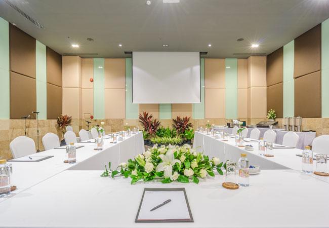 Конференции, свадьбы и частные вечеринки Sunsuri Phuket Resort